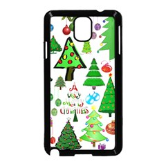 Oh Christmas Tree Samsung Galaxy Note 3 Neo Hardshell Case (Black)