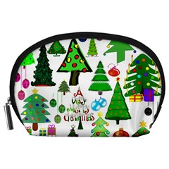 Oh Christmas Tree Accessory Pouch (Large)