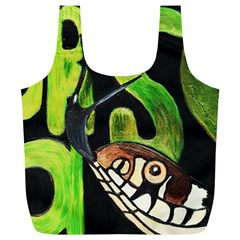 GRASS SNAKE Reusable Bag (XL)