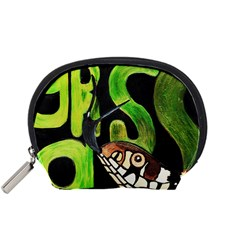 Grass Snake Accessory Pouch (small)