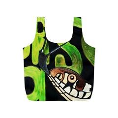 GRASS SNAKE Reusable Bag (S)