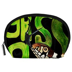 GRASS SNAKE Accessory Pouch (Large)