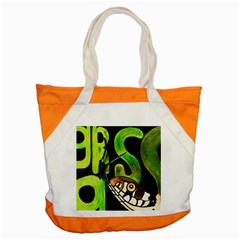 GRASS SNAKE Accent Tote Bag