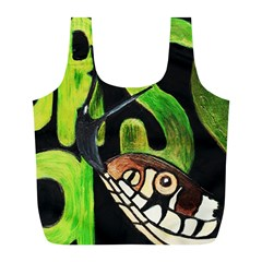GRASS SNAKE Reusable Bag (L)