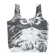 KITTEN Reusable Bag (L)