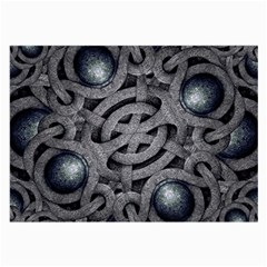 Mystic Arabesque Glasses Cloth (Large, Two Sided)