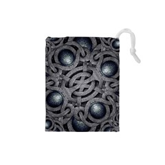 Mystic Arabesque Drawstring Pouch (Small)
