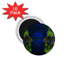 Binary Communication 1.75  Button Magnet (10 pack)
