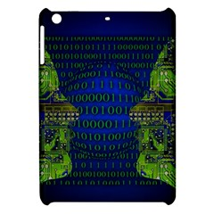 Binary Communication Apple Ipad Mini Hardshell Case