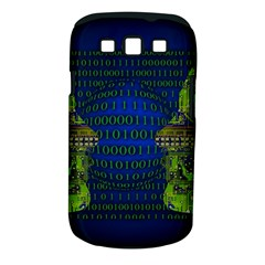 Binary Communication Samsung Galaxy S Iii Classic Hardshell Case (pc+silicone)