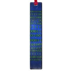 Binary Communication Large Bookmark
