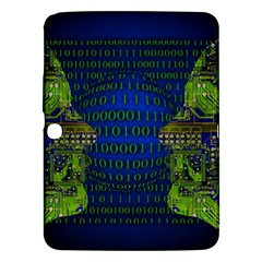 Binary Communication Samsung Galaxy Tab 3 (10 1 ) P5200 Hardshell Case