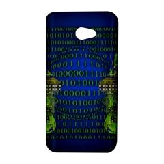 Binary Communication HTC Butterfly S Hardshell Case