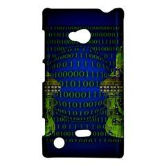Binary Communication Nokia Lumia 720 Hardshell Case