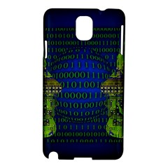 Binary Communication Samsung Galaxy Note 3 N9005 Hardshell Case