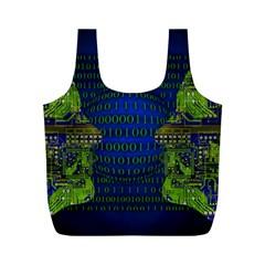 Binary Communication Reusable Bag (M)