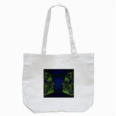 Binary Communication Tote Bag (White)