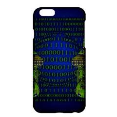 Binary Communication Apple iPhone 6 Plus Hardshell Case
