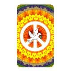 Psychedelic Peace Dove Mandala Memory Card Reader (rectangular)