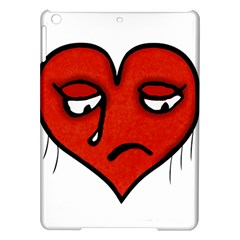 Sad Heart Apple iPad Air Hardshell Case