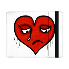 Sad Heart Samsung Galaxy Tab Pro 8.4  Flip Case