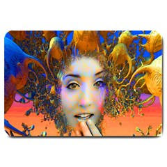 Organic Medusa Large Door Mat
