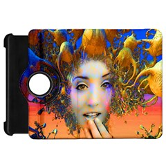 Organic Medusa Kindle Fire HD Flip 360 Case