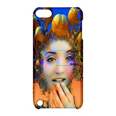 Organic Medusa Apple Ipod Touch 5 Hardshell Case With Stand
