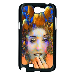 Organic Medusa Samsung Galaxy Note 2 Case (Black)