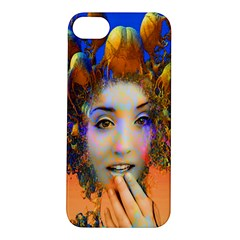 Organic Medusa Apple iPhone 5S Hardshell Case