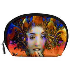 Organic Medusa Accessory Pouch (Large)