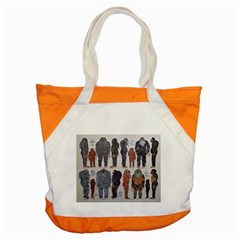5 Tribes, Accent Tote Bag
