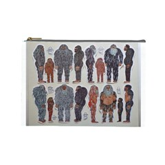 5 Tribes, Cosmetic Bag (large)