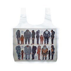 5 Tribes, Reusable Bag (M)