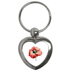 Your Flower Perfume Key Chain (heart)