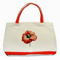 Your Flower Perfume Classic Tote Bag (red)