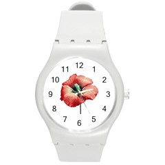 Your Flower Perfume Plastic Sport Watch (medium)