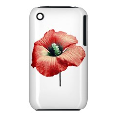 Your Flower Perfume Apple iPhone 3G/3GS Hardshell Case (PC+Silicone)
