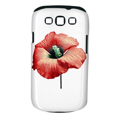 Your Flower Perfume Samsung Galaxy S III Classic Hardshell Case (PC+Silicone)