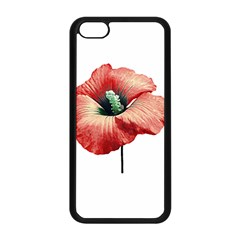 Your Flower Perfume Apple iPhone 5C Seamless Case (Black)