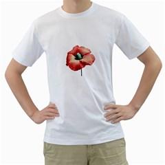Your Flower Perfume Men s T Shirt (white)