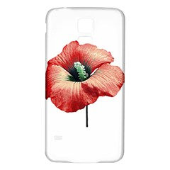 Your Flower Perfume Samsung Galaxy S5 Back Case (white)