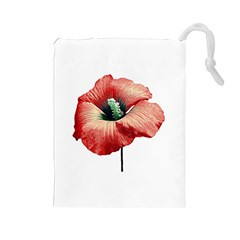 Your Flower Perfume Drawstring Pouch (large)