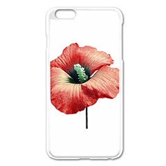 Your Flower Perfume Apple iPhone 6 Plus Enamel White Case