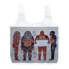 4 Sagittal Crest, Reusable Bag (L)