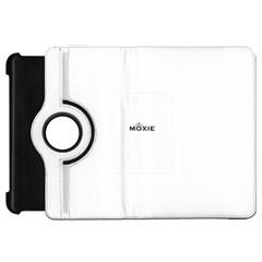 Moxie Logo Kindle Fire HD Flip 360 Case