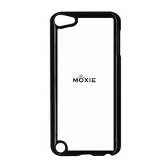 Moxie Logo Apple iPod Touch 5 Case (Black)