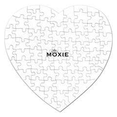 Moxie Logo Jigsaw Puzzle (heart)