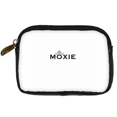 Moxie Logo Digital Camera Leather Case