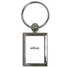 Show Us Your Moxie Key Chain (rectangle)